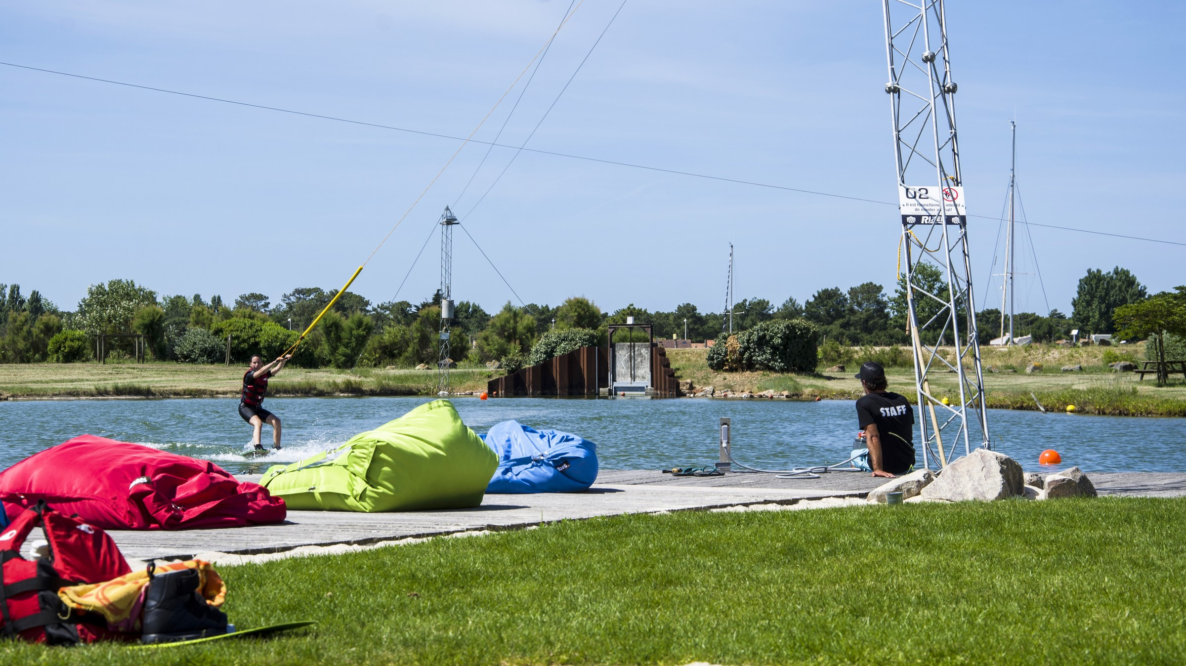 Stage wakeboard