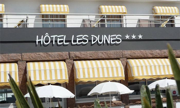 Hôtel Les Dunes1